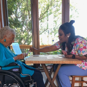 Ronnett W., Care Companion in Green Bay, WI with 20 years paid experience