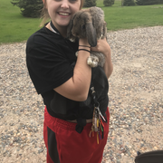 Jessica K., Pet Care Provider in Cottage Grove, MN with 1 year paid experience