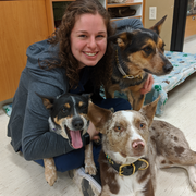 Grace K., Pet Care Provider in Kaukauna, WI with 4 years paid experience