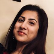 """Geetha V. - Hackensack <span class=""""translation_missing"""" title=""""translation missing: en.application.care_types.child_care"""">Child Care</span>"""