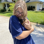 Amy F., Pet Care Provider in Jacksonville Beach, FL 32250 with 30 years paid experience