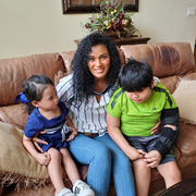 Elisangela C., Babysitter in Aragon, GA with 0 years paid experience