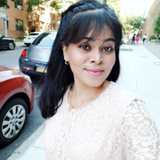 """Meera S. - South Richmond Hill <span class=""""translation_missing"""" title=""""translation missing: en.application.care_types.child_care"""">Child Care</span>"""