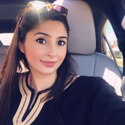 Sahar L. - Fairfax Station Babysitter