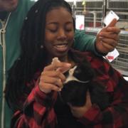 Amina S. - West Orange Pet Care Provider